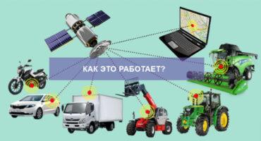 Как работает GPS-мониторинг